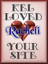 Kel Loved My Site!